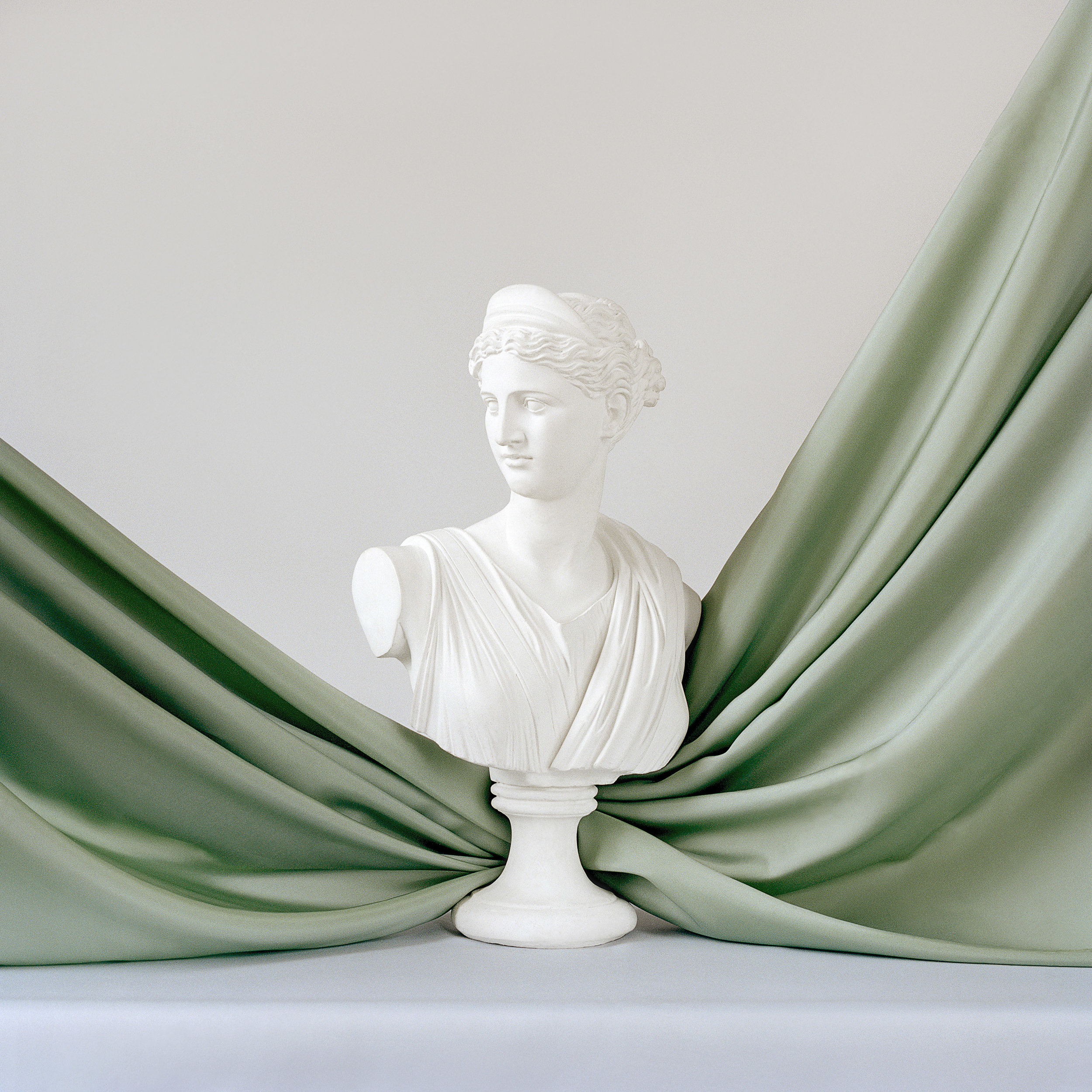 The Beauty of History,  2010 by Petrina Hicks from the  Every Rose has its Thorn  series.