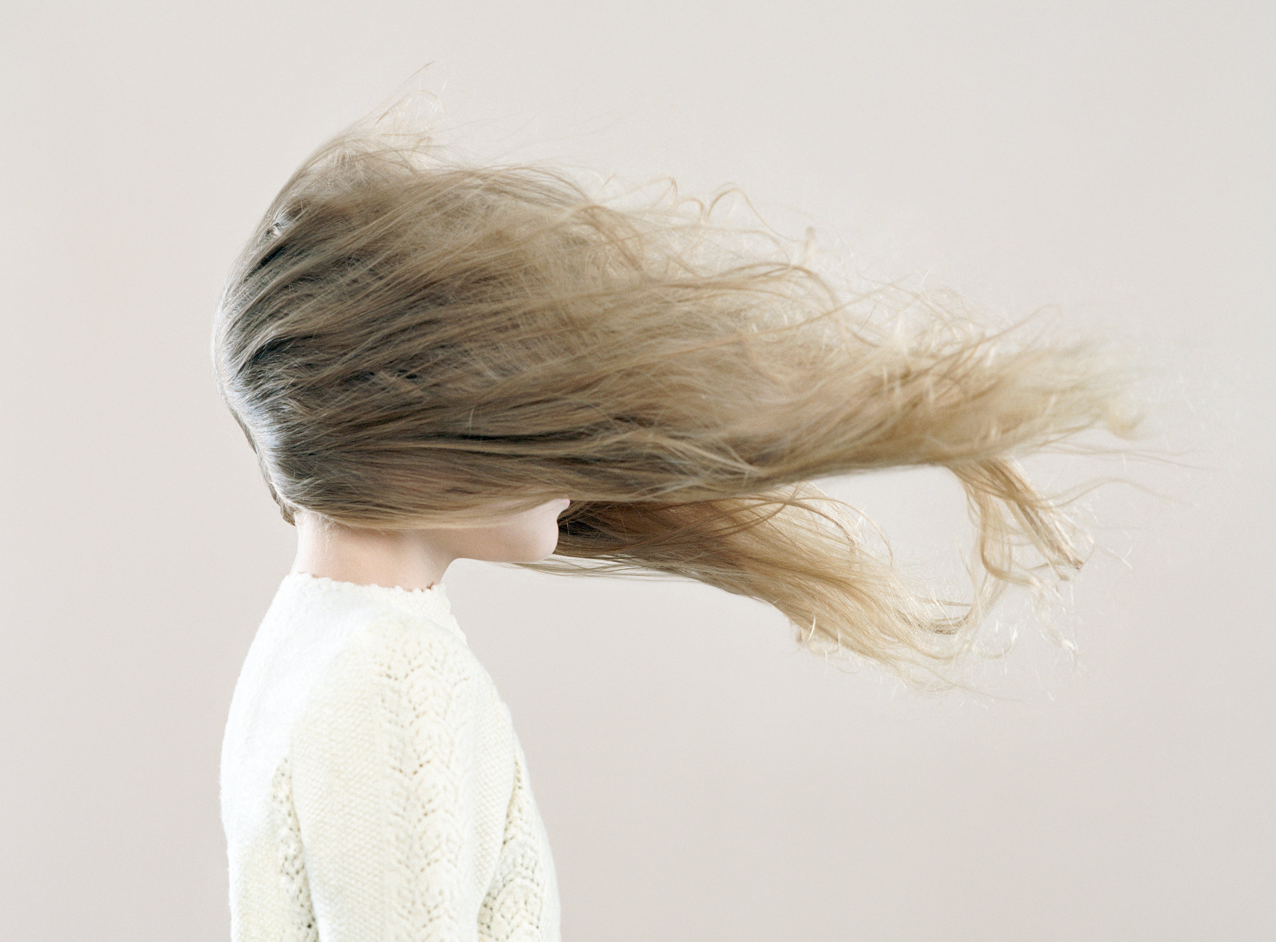 Zara II, 2005  by Petrina Hicks - from the  Untitled  series.