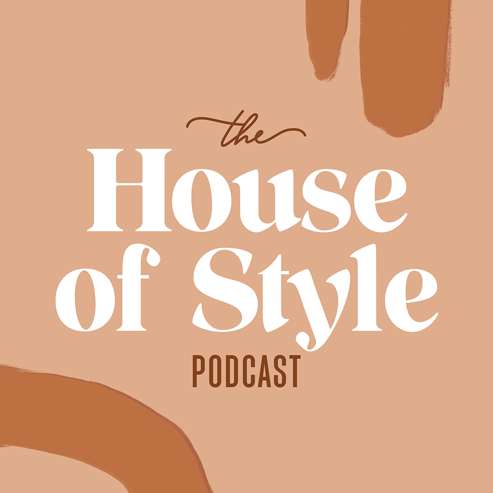 The  House of Style  podcast launches its first episode today - the talented duo will interview prominent Australian interior brands, designers, artists, makers, and industry personalities.