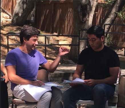 Daniel Ramirez &Anntonio Perez de la Cruz