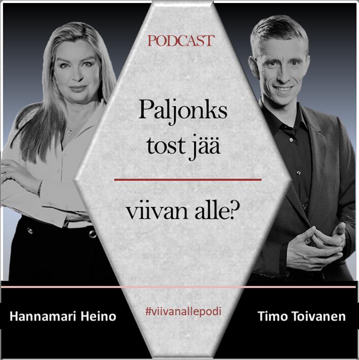 Tutustu meihin tästä: - Timo Toivanen | Hannamari Heino