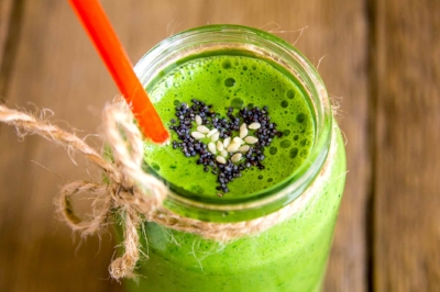 Green smoothies are one way to supercharge your diet, adding nutrition and vitality to your day.