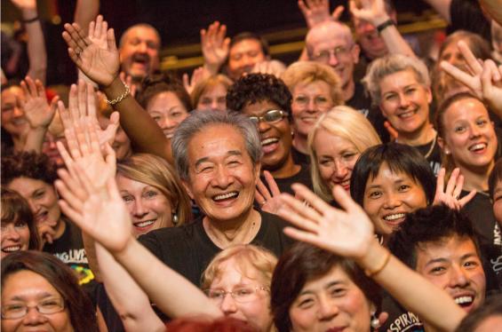 Multi Cultural Choir – Harmony Day, Melbourne.