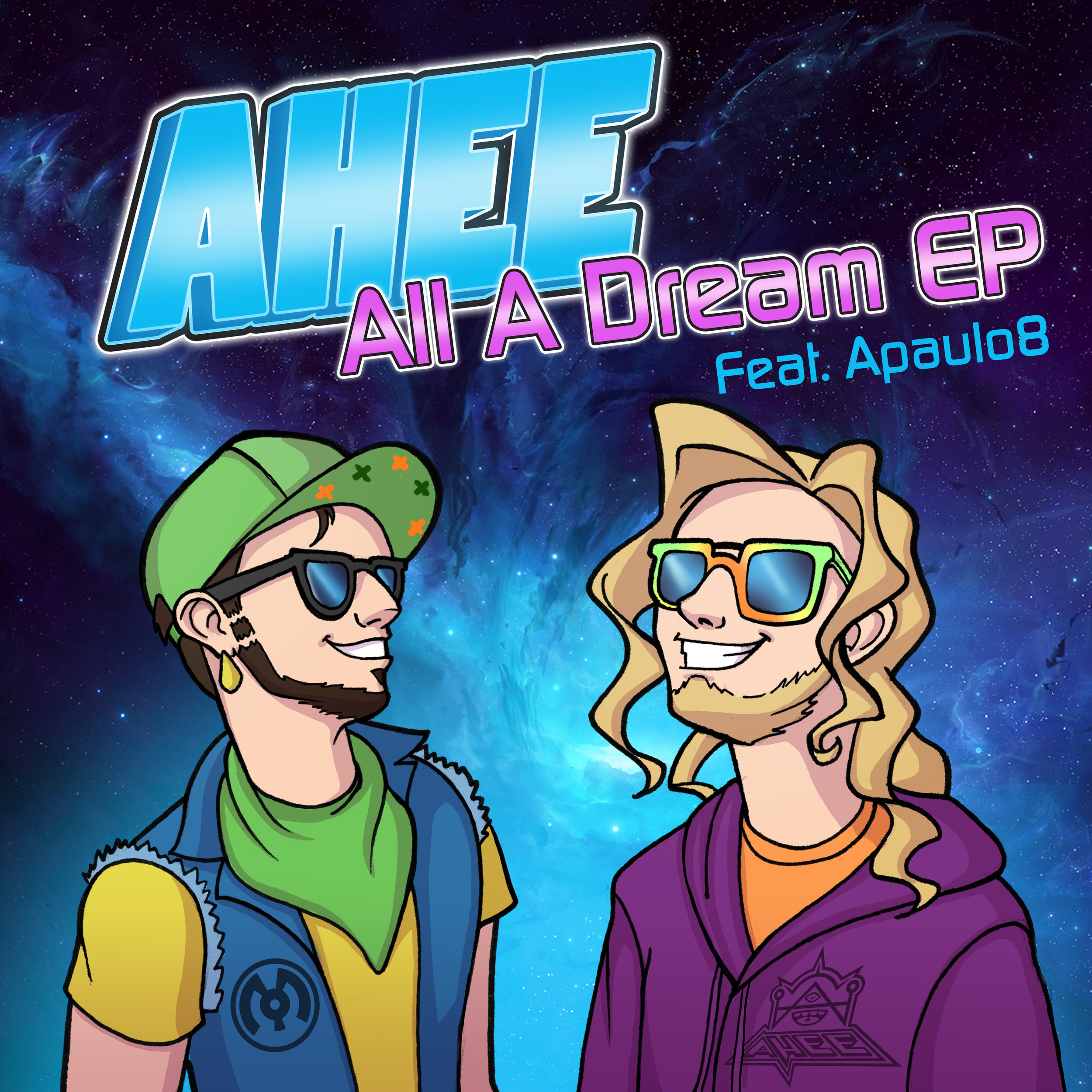 AHEE - All A Dream - Album Art.jpg
