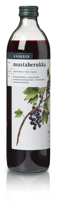 100% blackcurrant juice, 0,5l