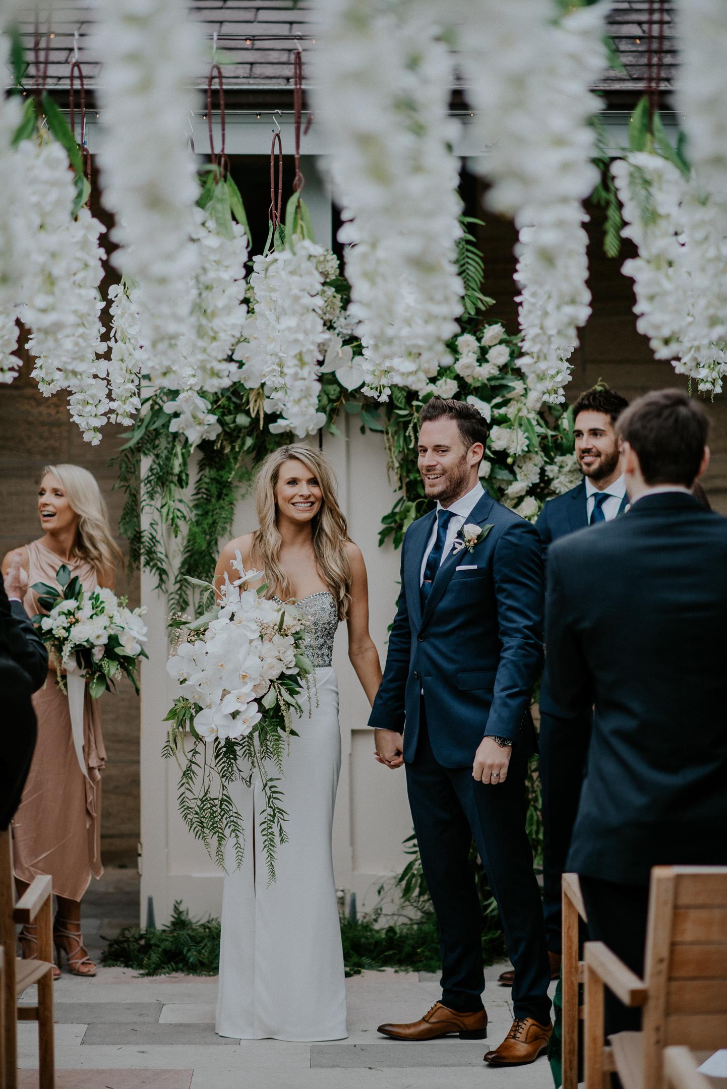 Gunners Barracks wedding styling flowers