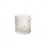 clear & crystal tea light votives hire sydney
