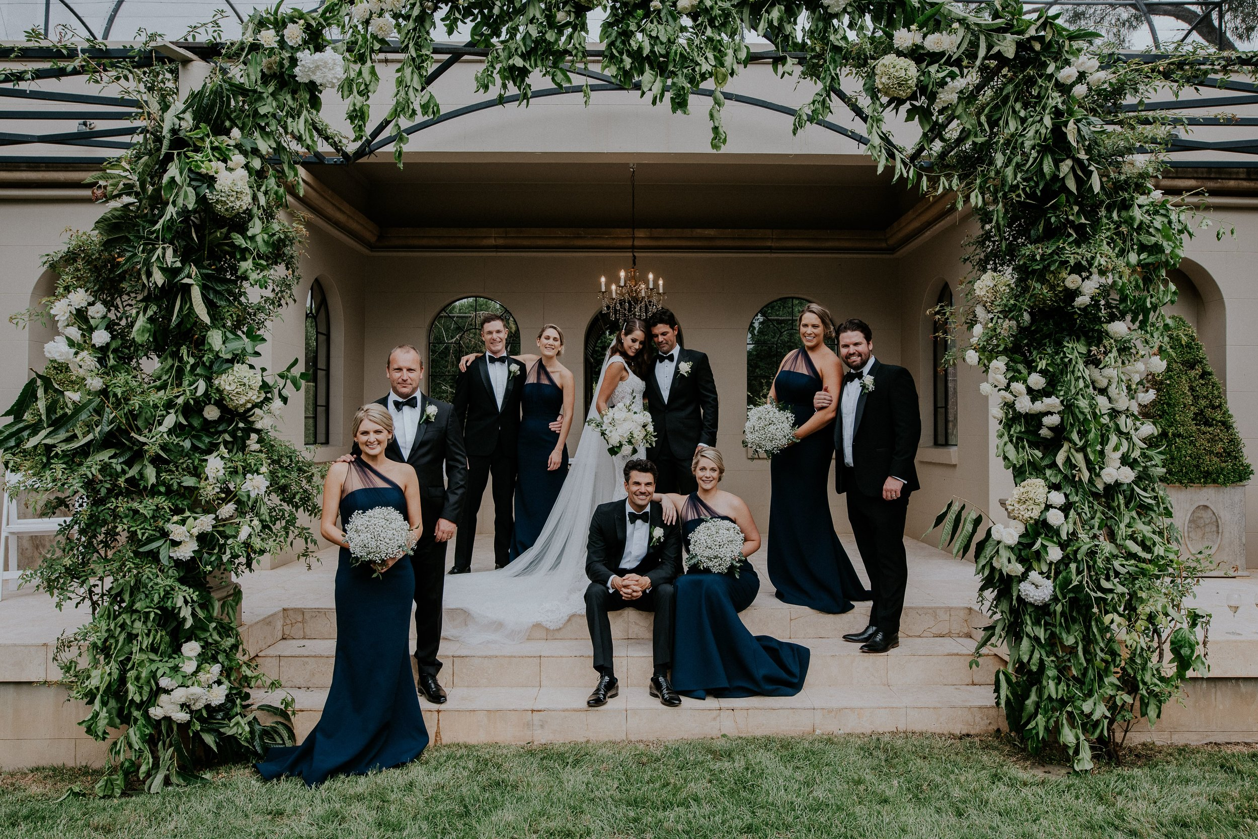 Sheree & Dave @Hopewood House - Lina and the Chanele Rose Flowers team are professional and organised. They went above and beyond to create a dream setting for my wedding at Hopewood House in Bowral. Highly recommend. Thank you Lina!