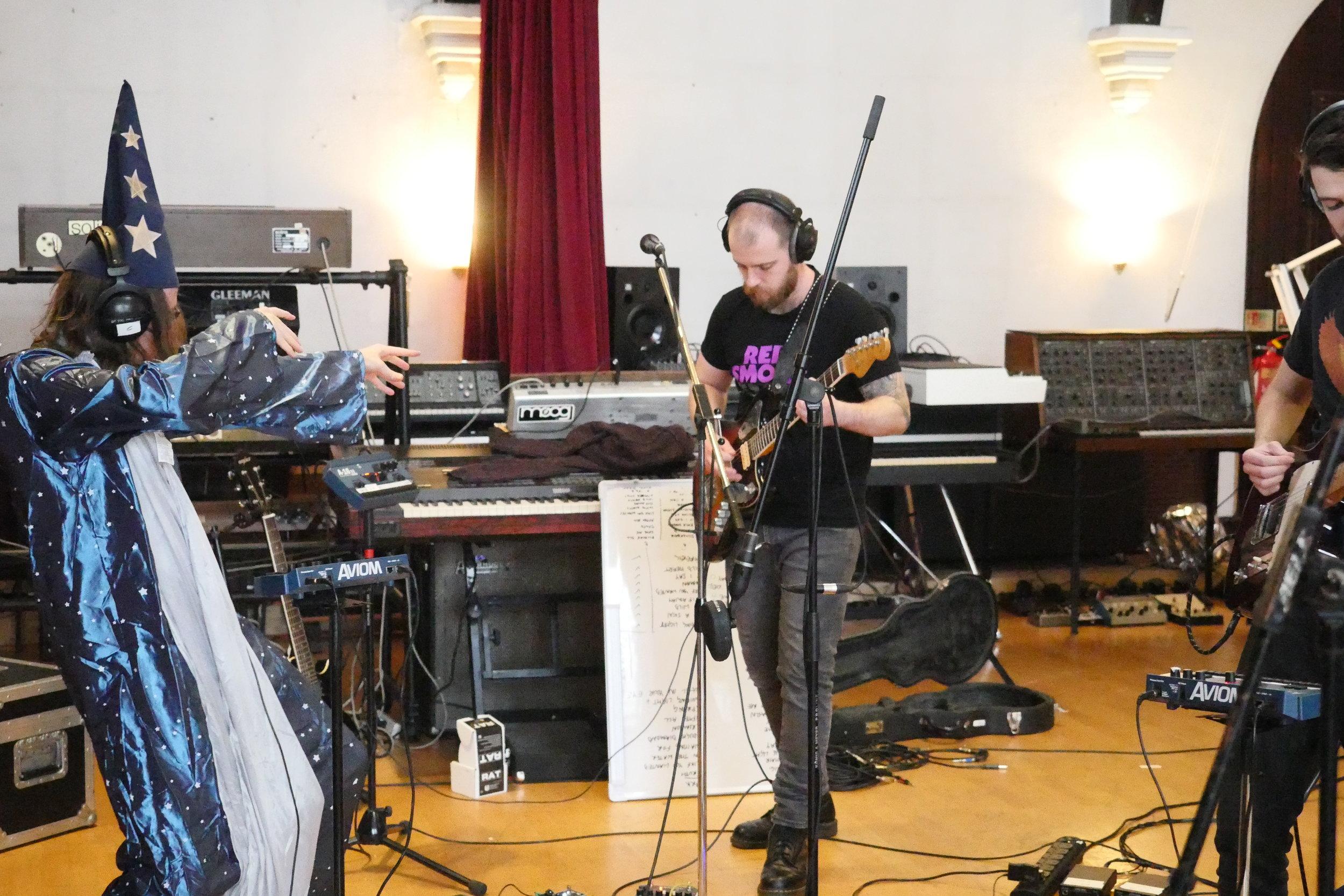 Alakazam, Alakazar, Zip Zap Zoobidy, Play that guitar!