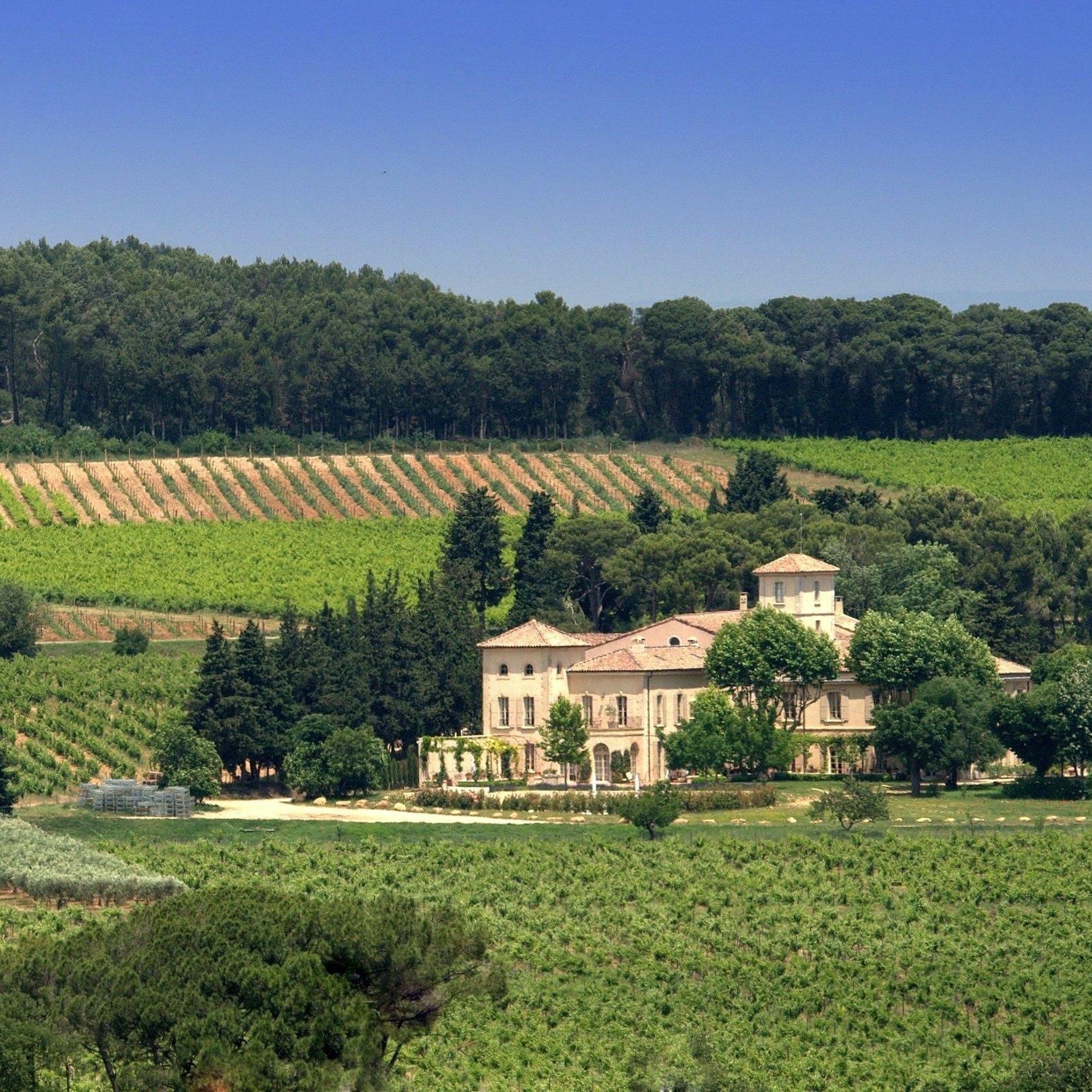 chateau gigognan
