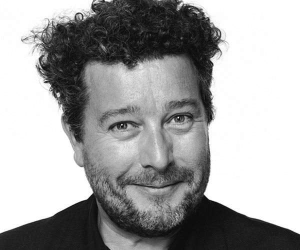 PHILIPPE STARCK - He was born in Paris in 1949.  Architect, interior designer and designer, Starck is active in every field.  In 1989 he created the Asahi and Nani Nani buildings in Tokyo; in just one year, 1991, he designed a building in Osaka, ten buildings in Los Angeles, the