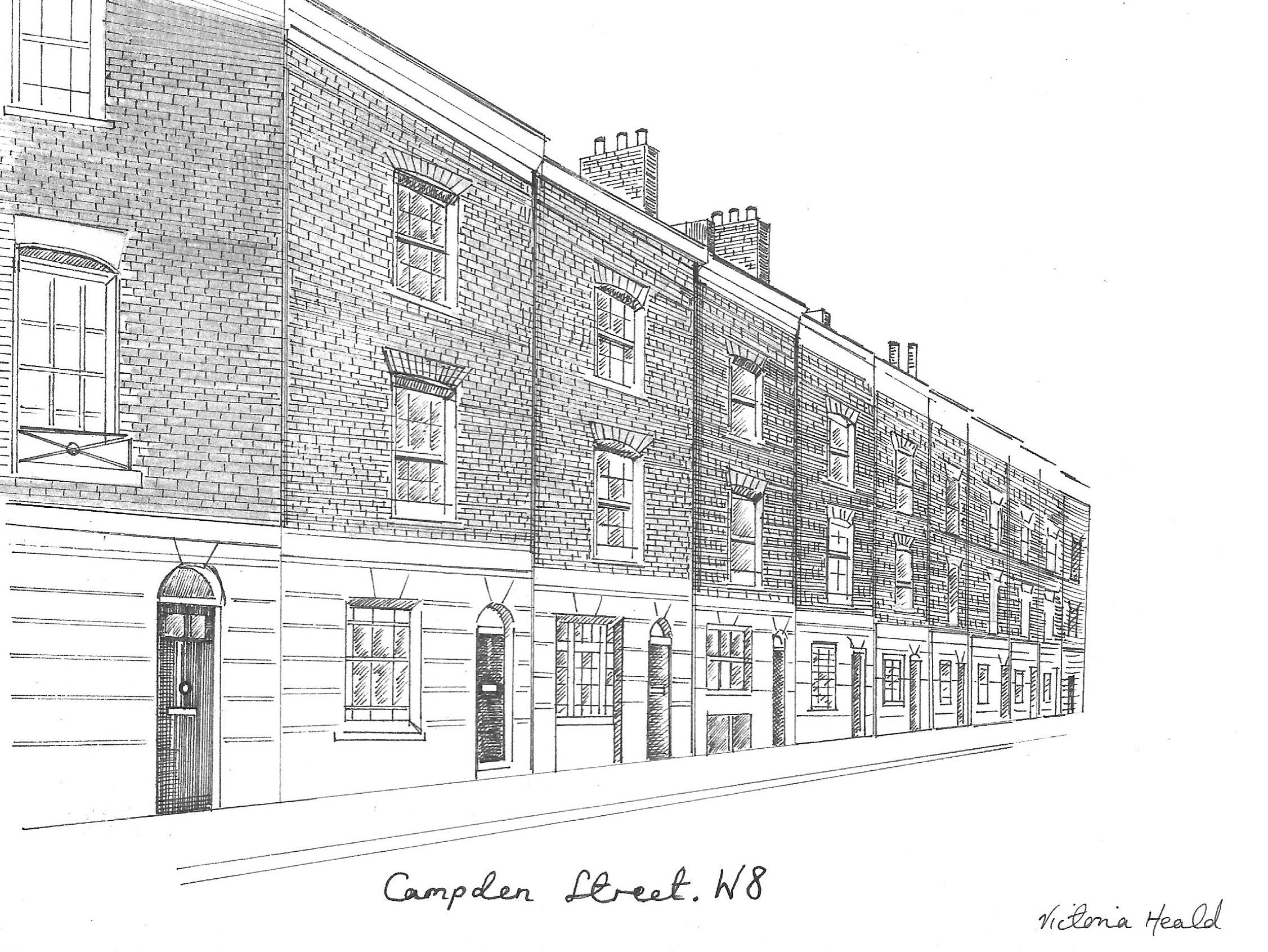 London Homes Series | Campden Street
