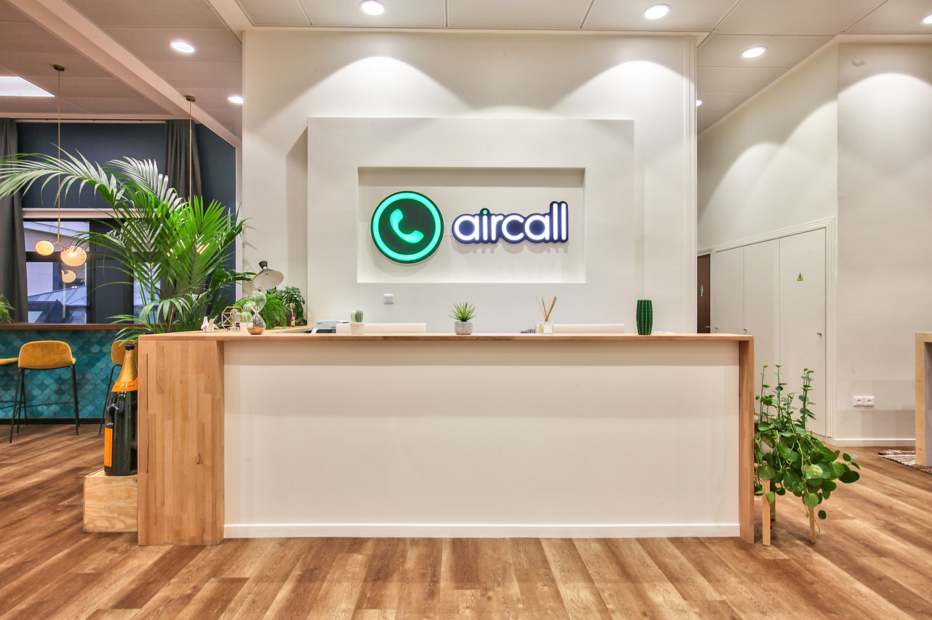 nicolas vade - architecture interieur - bureaux design - Aircall - accueil.jpg