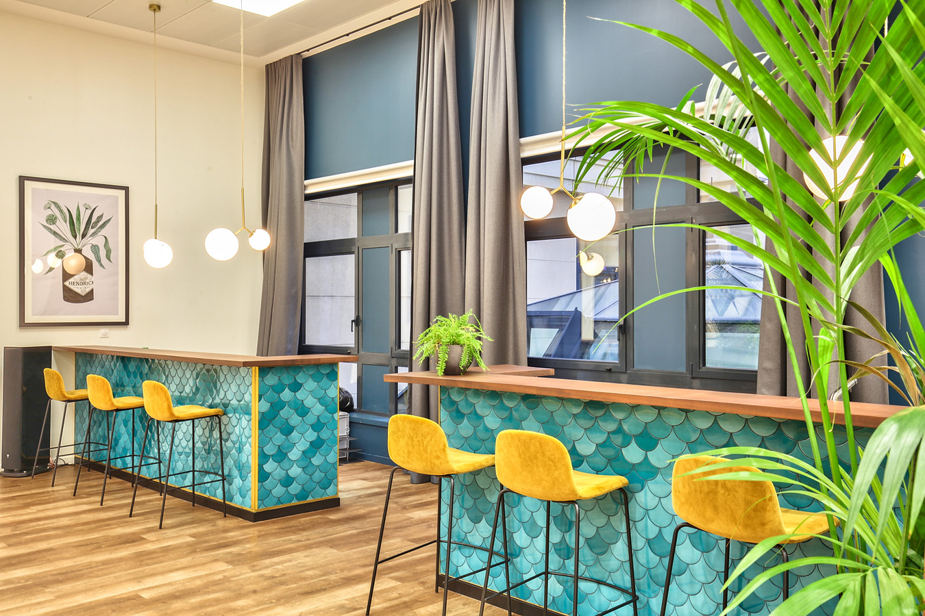 nicolas vade - architecture interieur - bureaux design - Aircall - bar 2.jpg