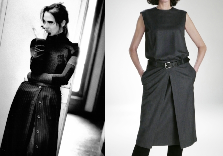 Maison Martin Margiela A/W 1991-1992, Photo: Marina Faust Hermès A/W 2002-2003 'Les Gestuelles', Photo: Marina Faust