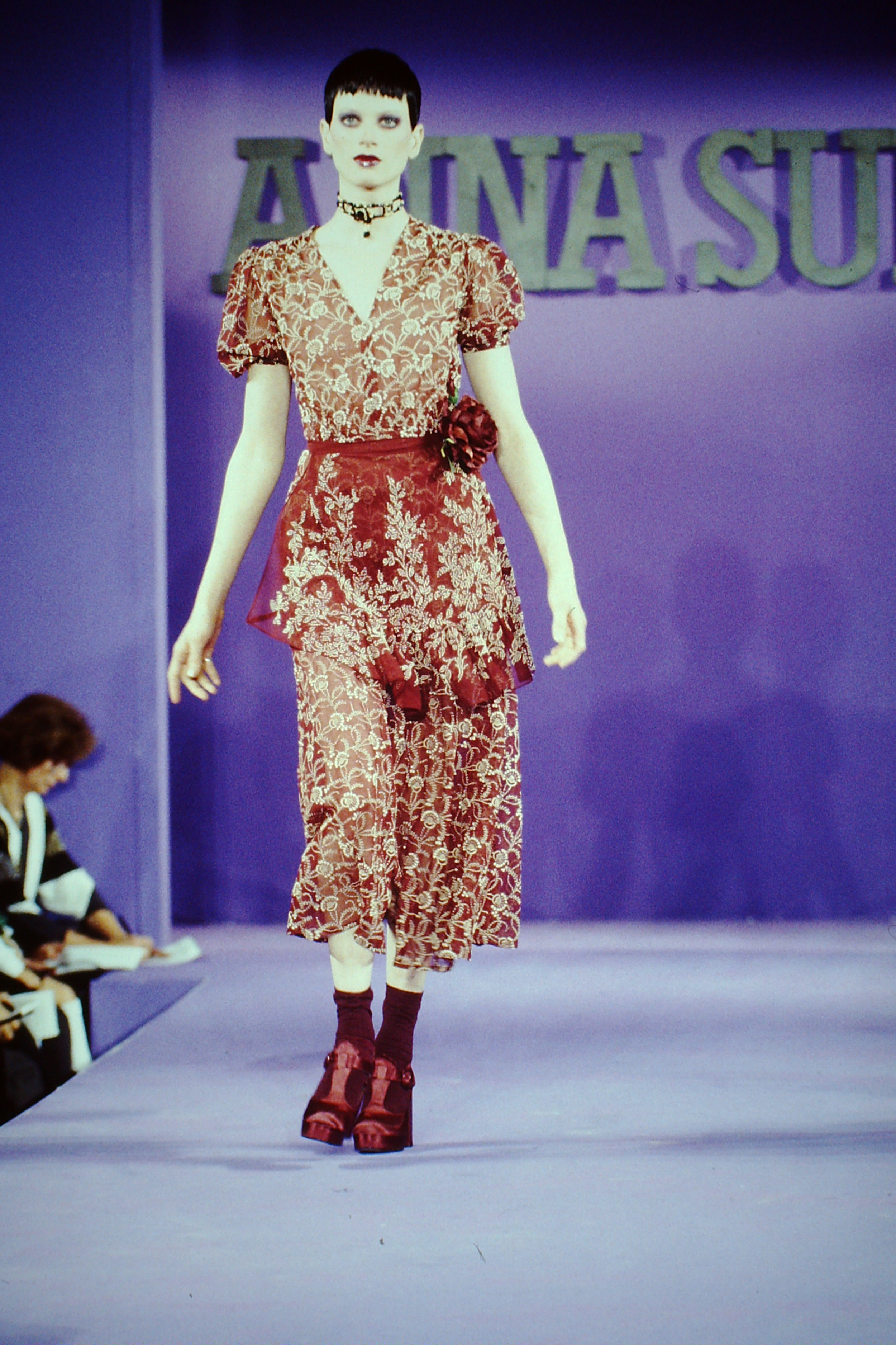 Grunge, photo: Fashion and Textile Museum