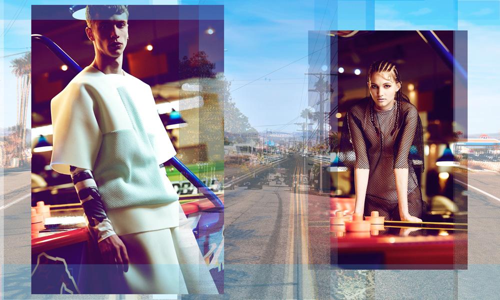Photo: Jana Gerberding Hair/Make Up: Maria Ehrlich Model: Hilal M4 Models, Robbie