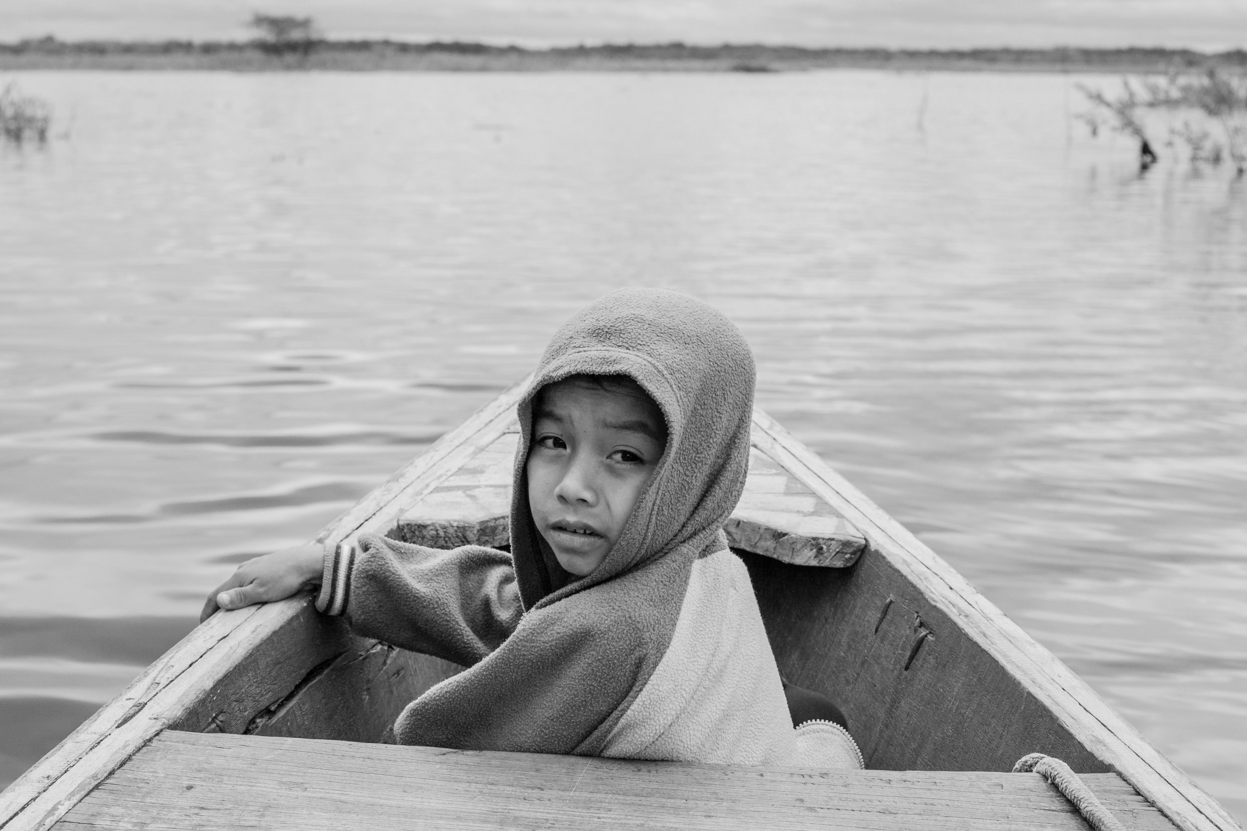 Iquitos Child portrait by Geraint Rowland Photography.