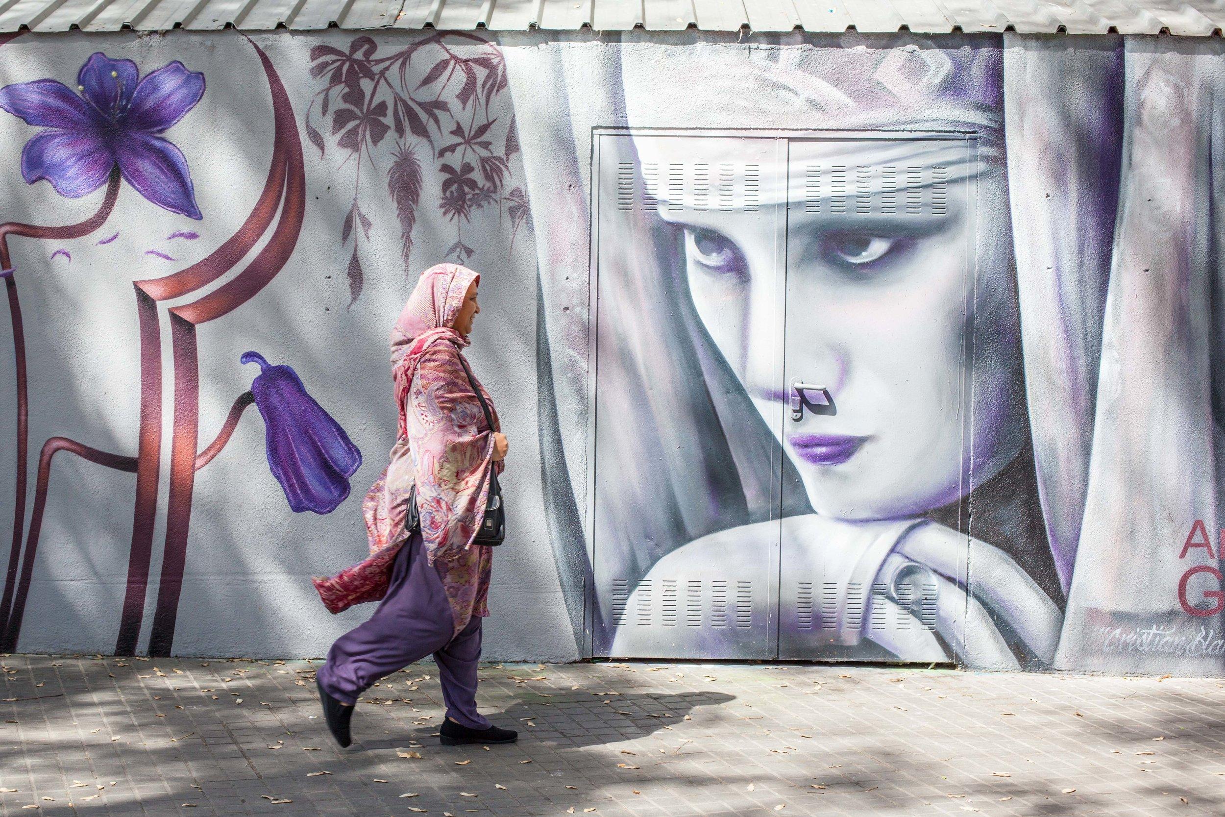 Street Art Around the World, Barcelona.