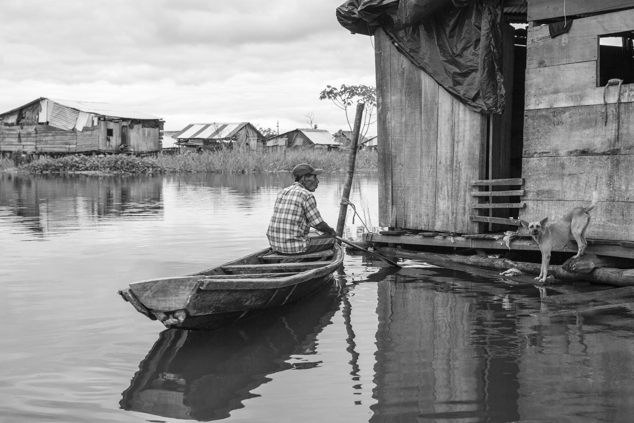 Blanco y negro fotografia en Peru.