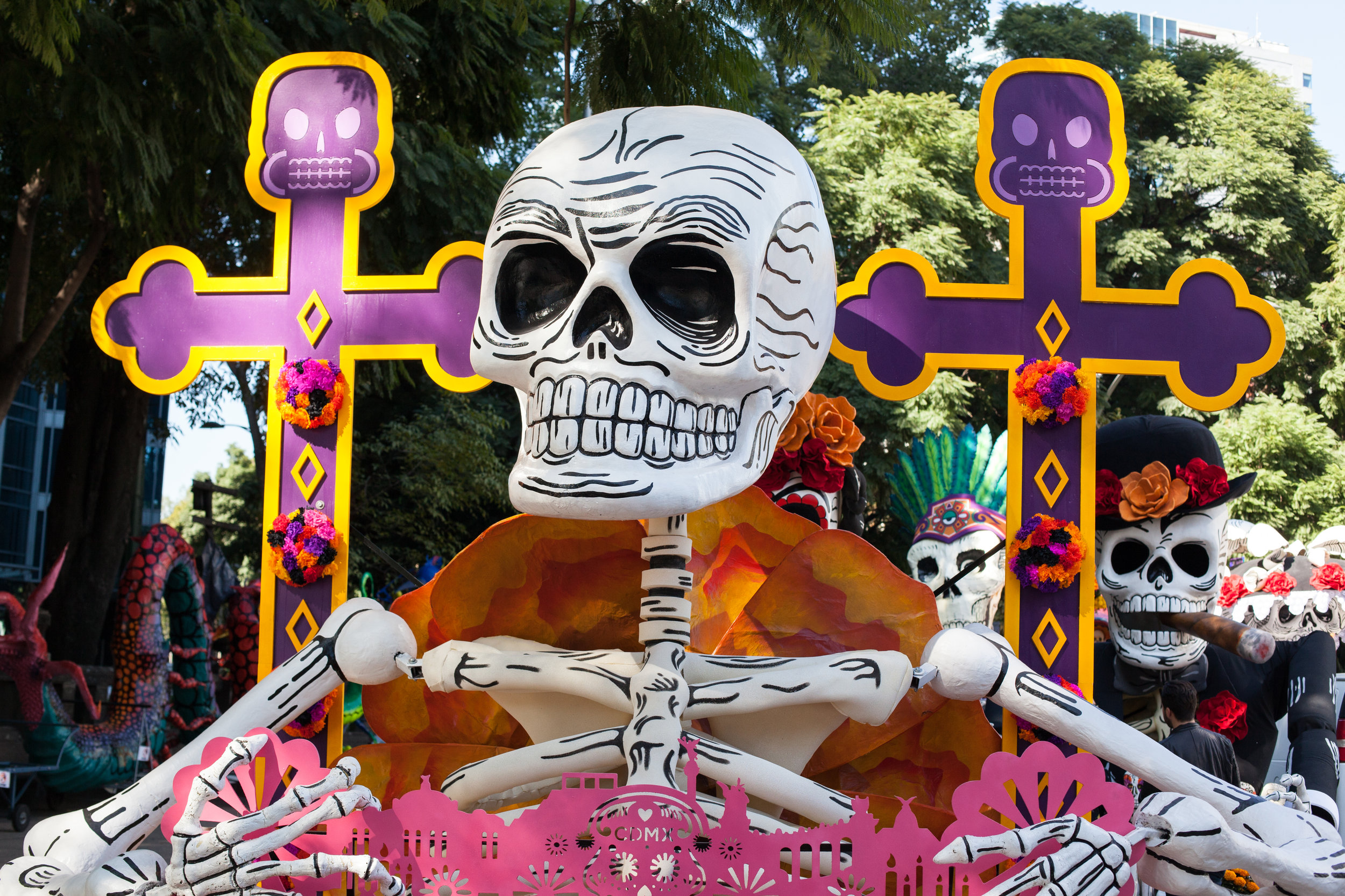 The Day of the Dead.