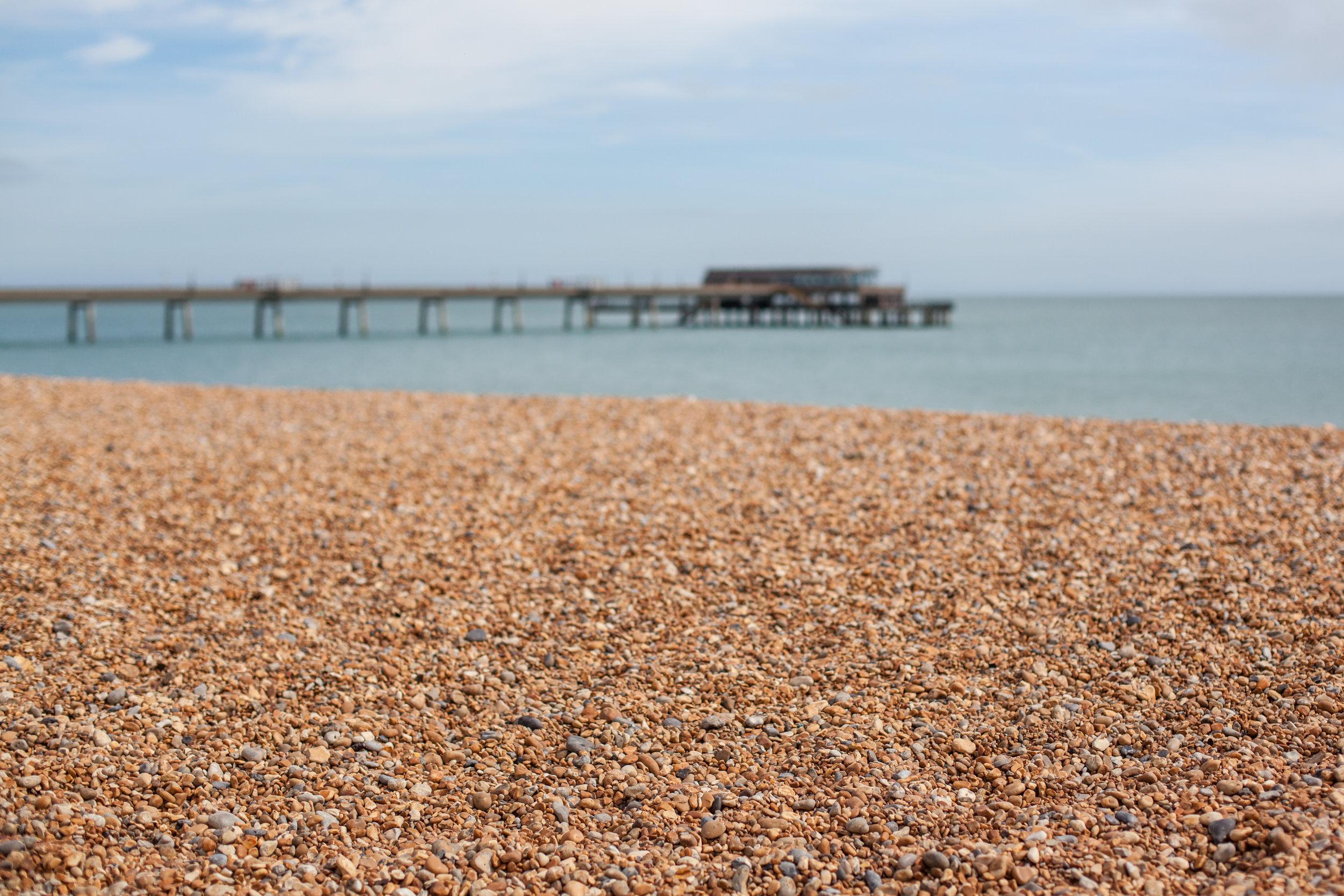 British beaches.