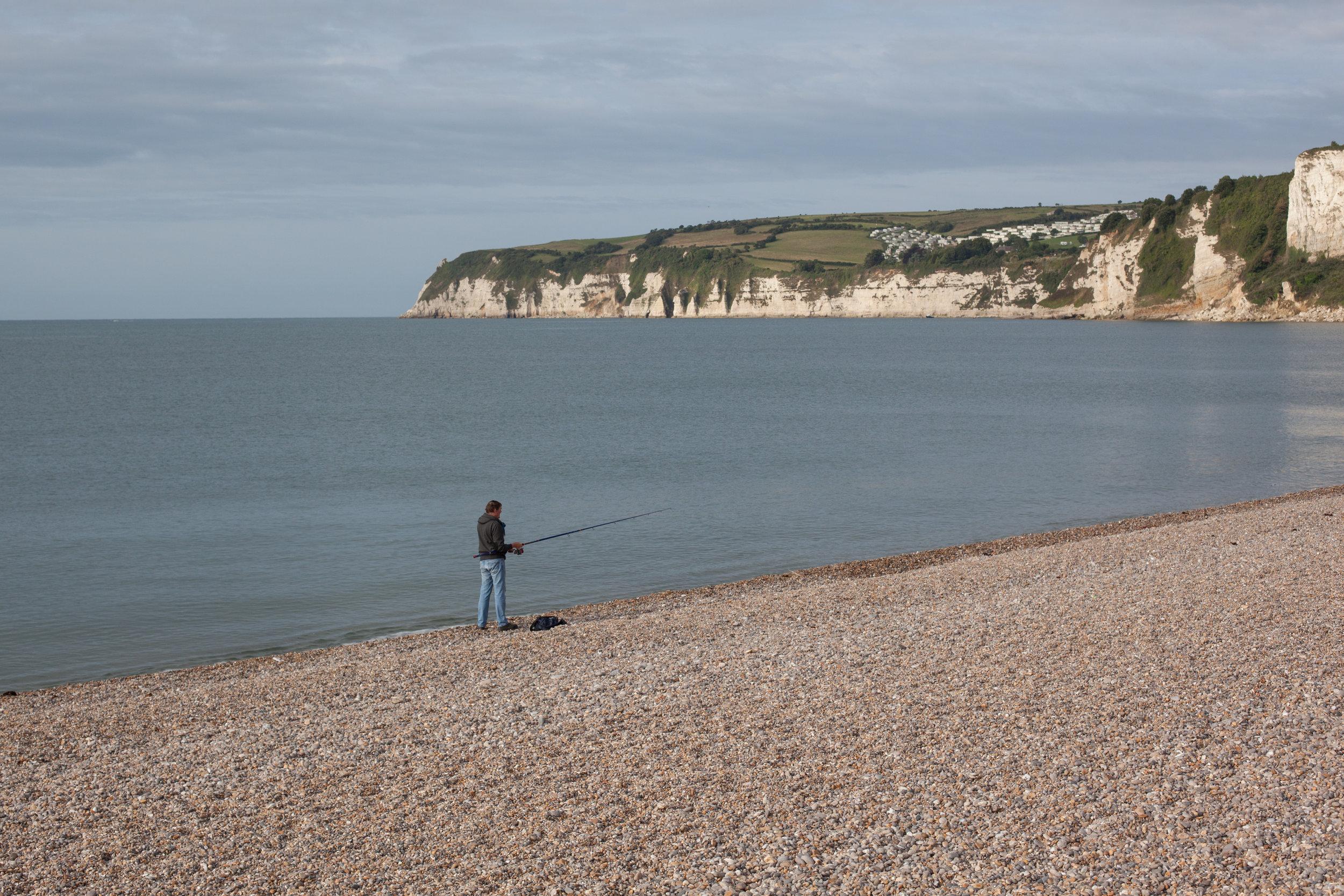 Beaches of Great Britain.