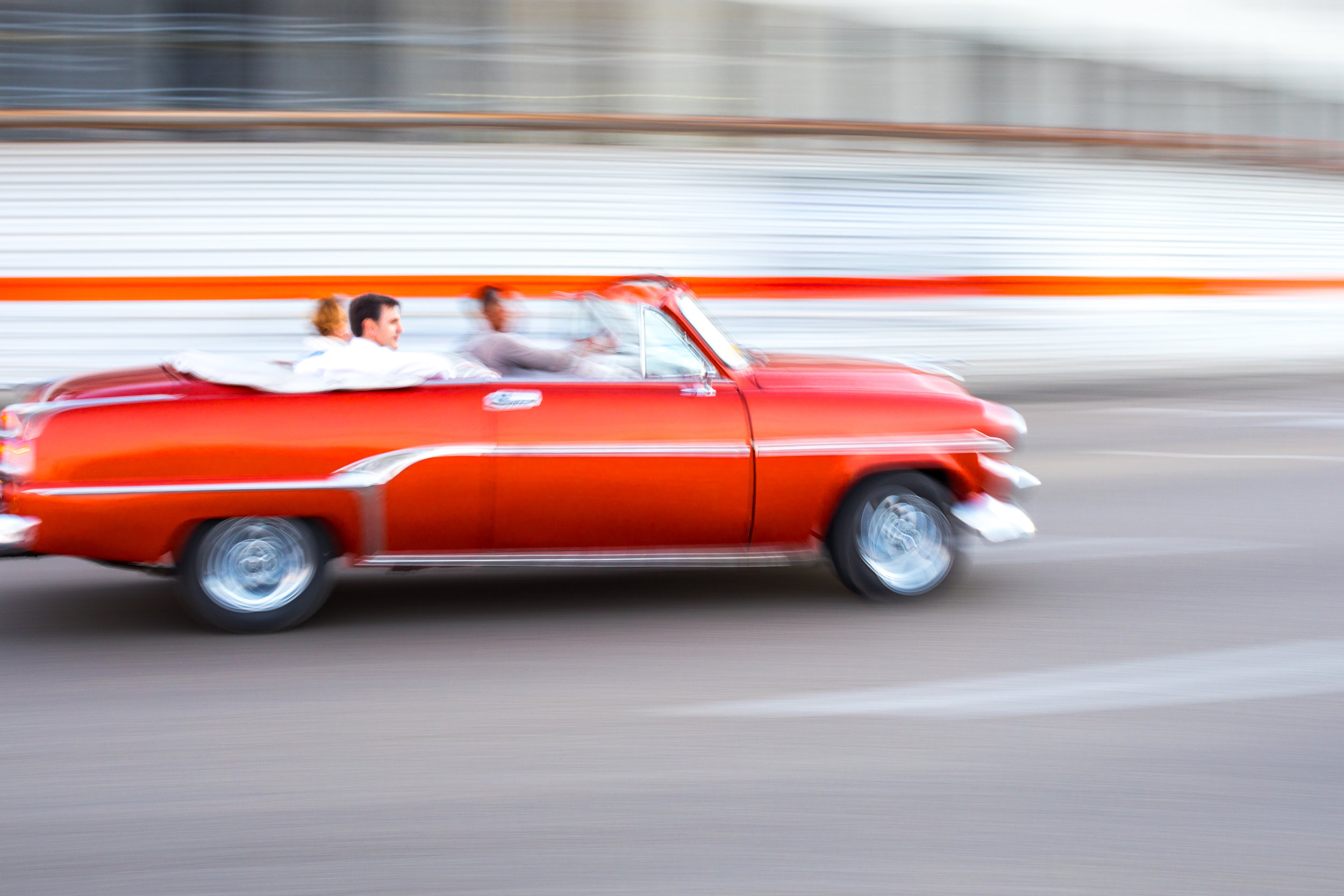 How to master the photographic technique of panning by Geraint Rowland.