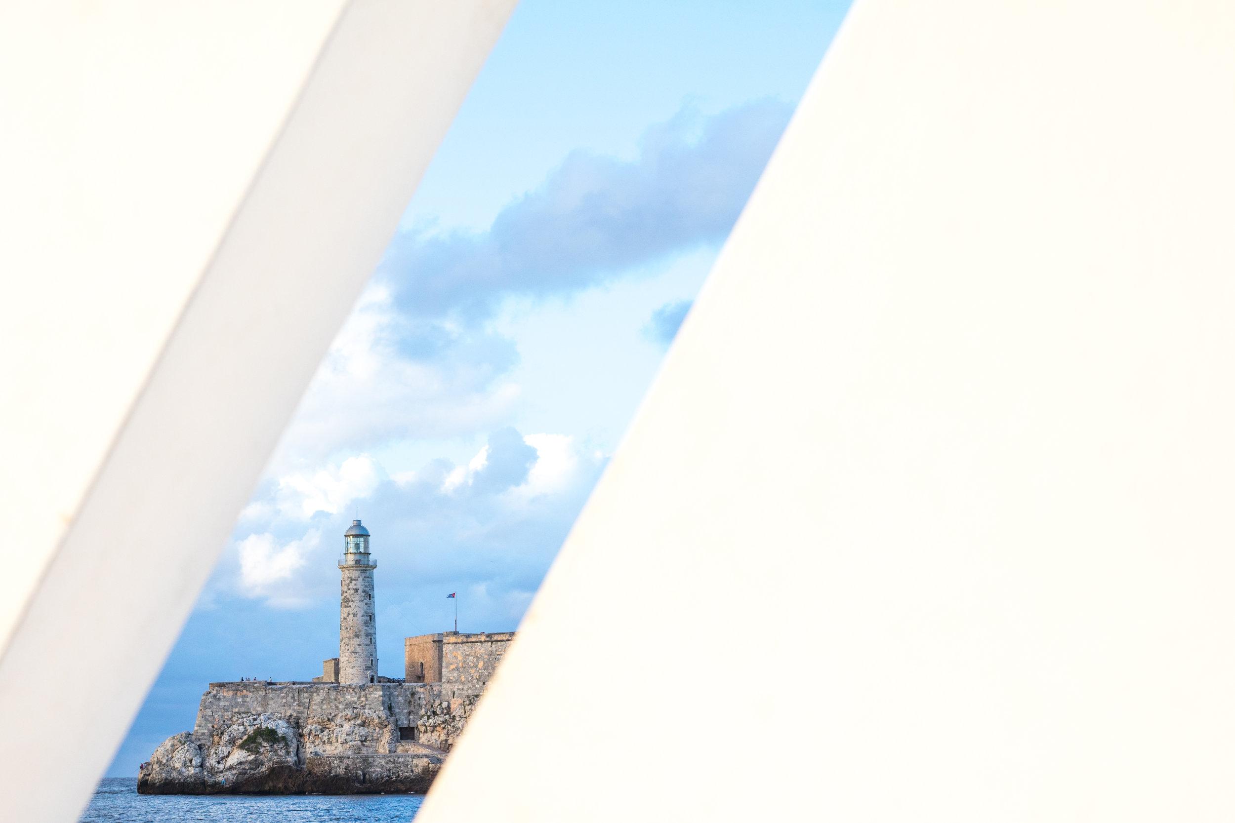 A Frame Within a Frame, La Habana.