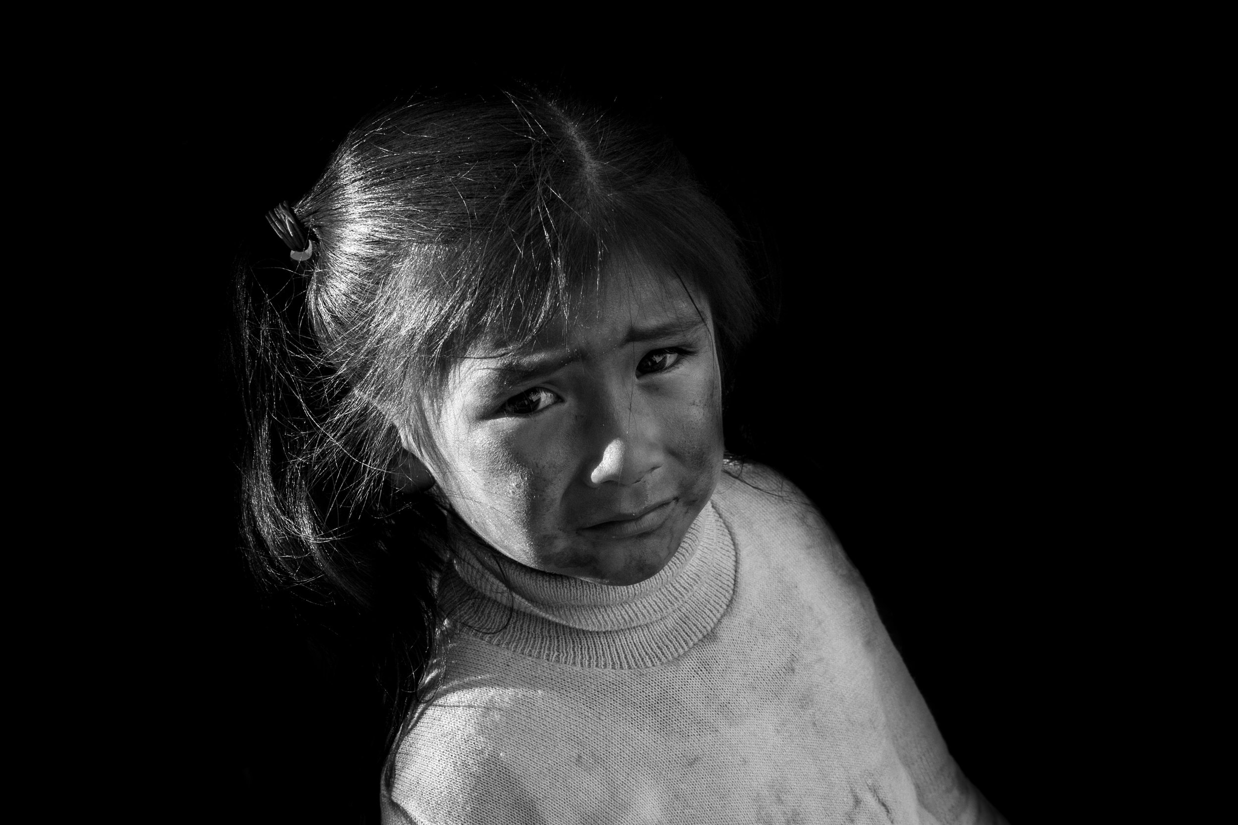 Ffotogallery Platform Instagram Takeover by Geraint Rowland - Candid child portraits, Cusco, Peru.