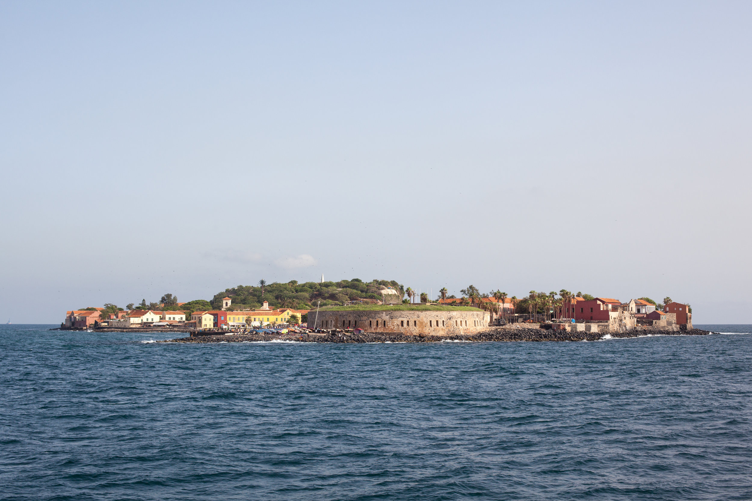 Island of Gorée, Dakar, Senegal.