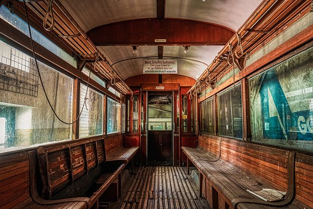 Abandoned tram - © #zphoto  Have a look on these wonderful profiles:  @natural_decay_ @suicide_urbex @caiya.banex @christian_urbex @k.fotoz_photografie @impression_the_world  #theurbexchallenge #g_s_i #germandecay #urbex_champions #kings_abandoned #urbexphoto #decay_illife #urbexpeople #bandorebelz #urbex_europe_ #abandonedafterdark #urbexchampions #urbanromantix #urbex #urbexworld #urbexphotography #abandoned #abandonedplaces #rottenfeed #jj_urbex #urbex_utopia #urbex_underground #urbex_rebels #urbex_supreme #grime_nation #decay_nation #kings_abandoned #all_is_abandoned #renegade_abandoned