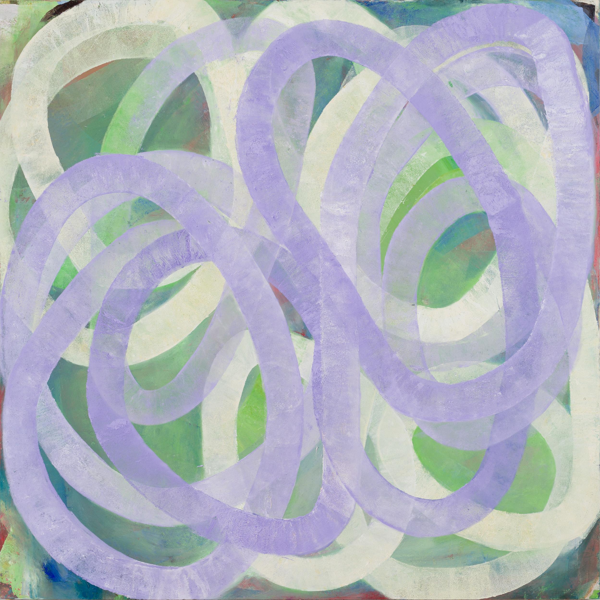 Lilac rings