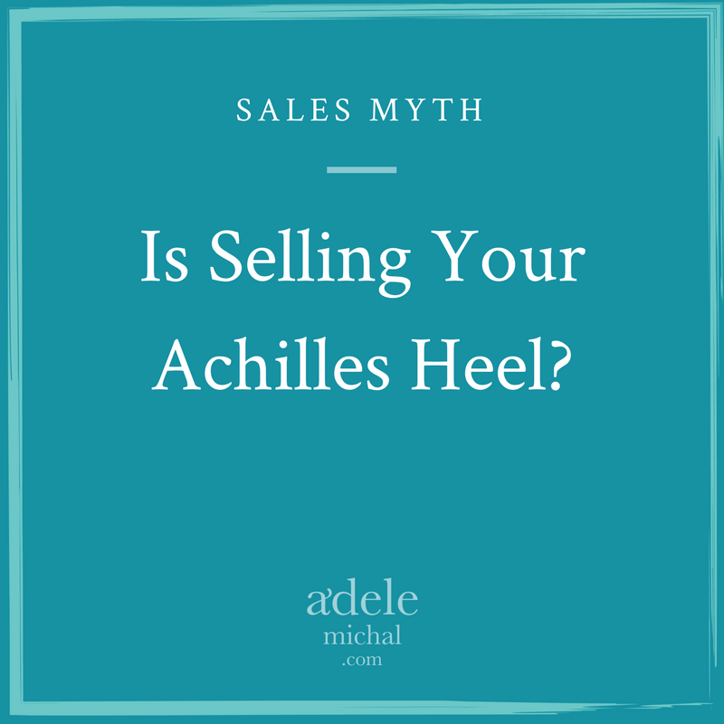 Is Selling Your Achilles Heel