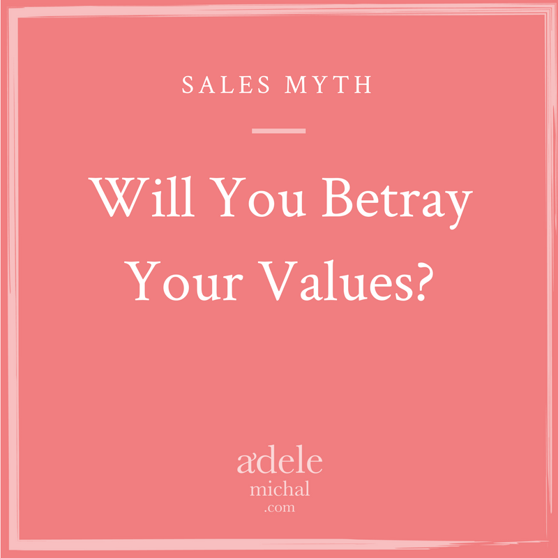 Will You Betray Your Values?