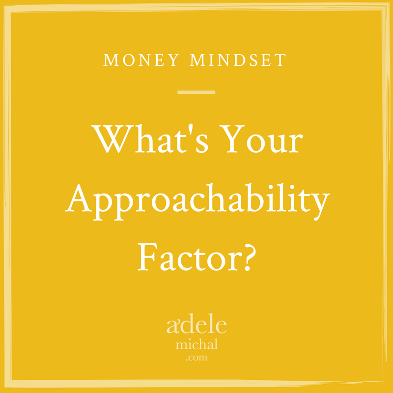 What's Your Approachability Factor?