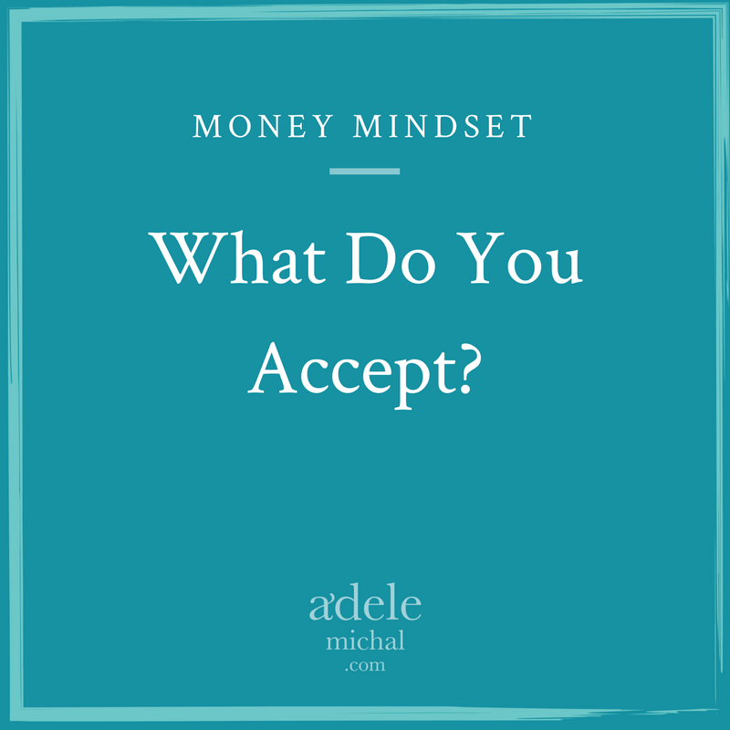 What Do You Accept?