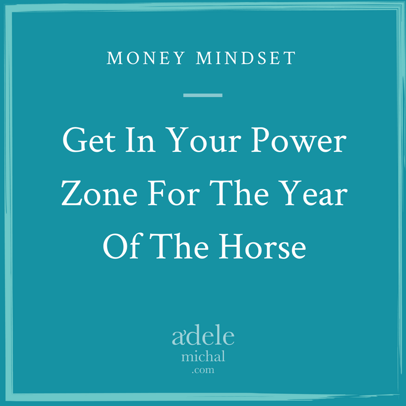 Get In Your Power Zone For The Year Of The Horse