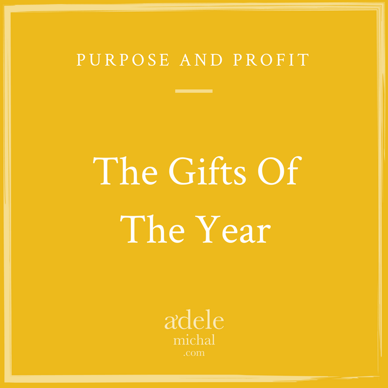 The Gift Of The Year