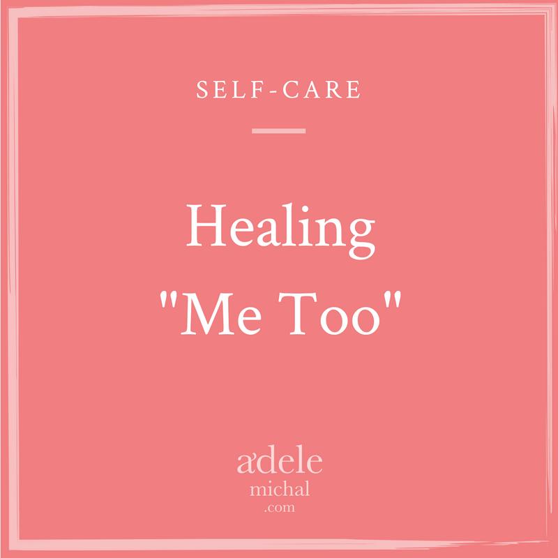 Healing Me Too