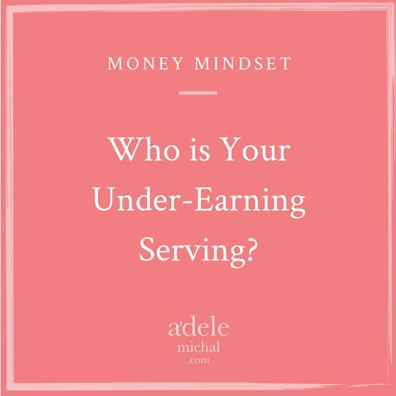Who is Your Under-Earning Serving