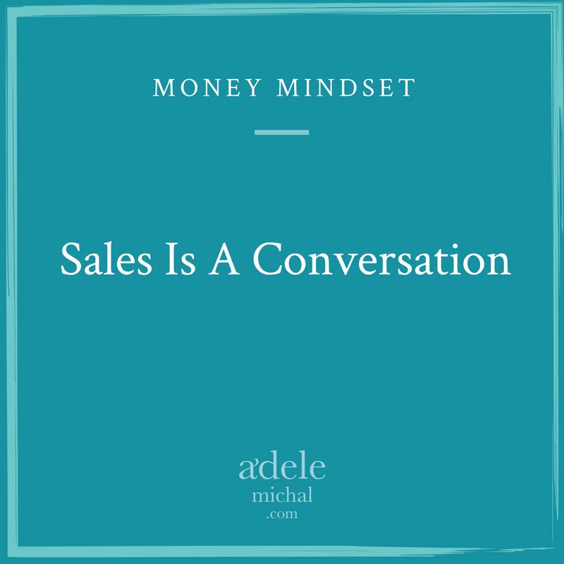 Sales Is A Conversation
