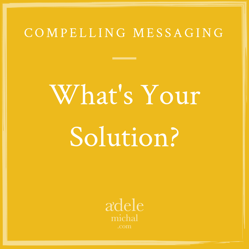 What'y your solution?