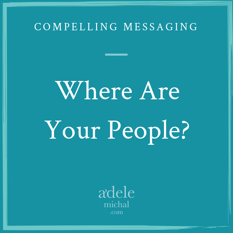 Where Are Your People?