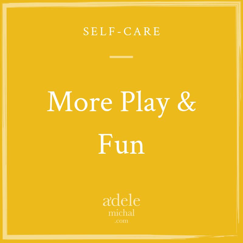 More Play & Fun