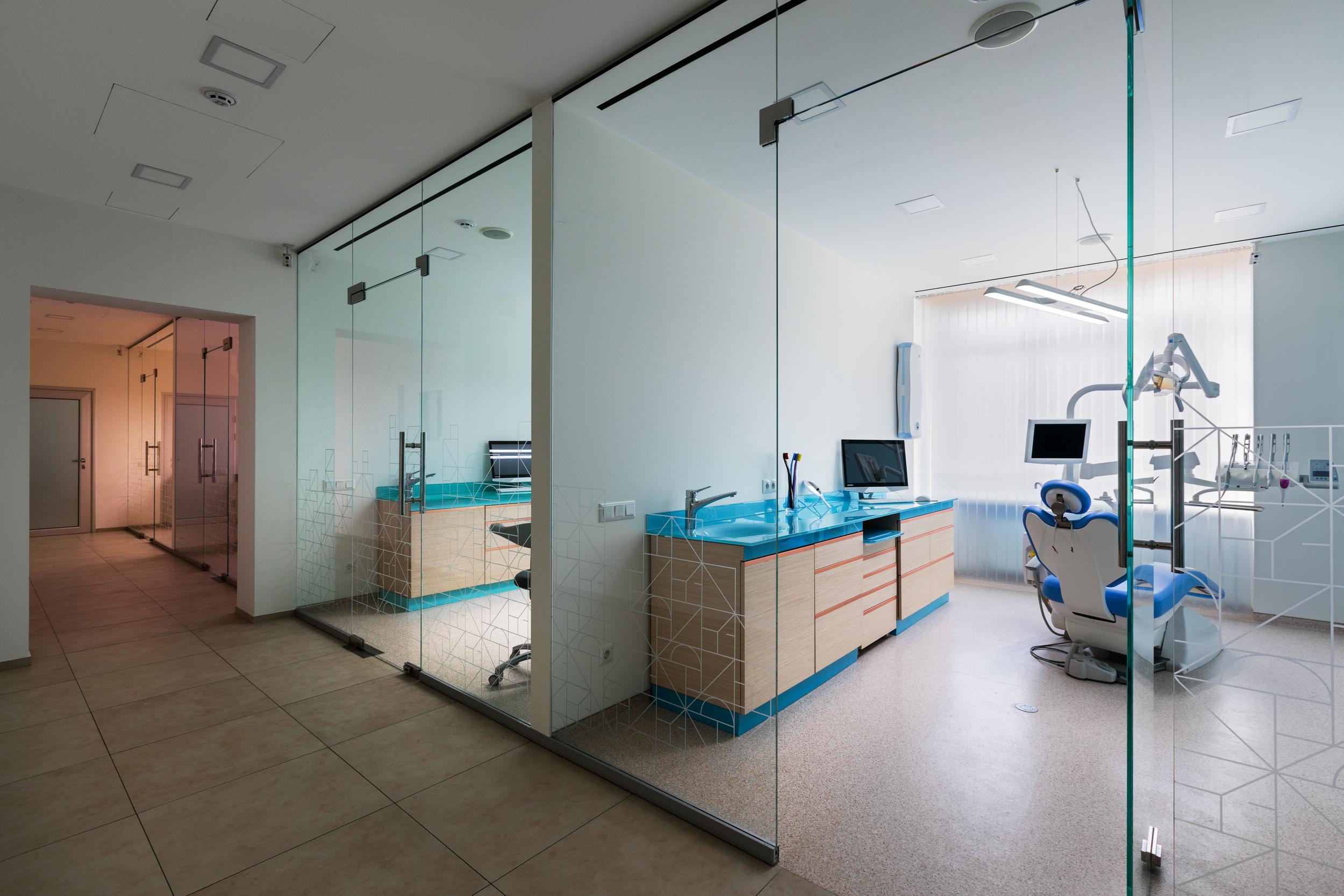 Dental office.