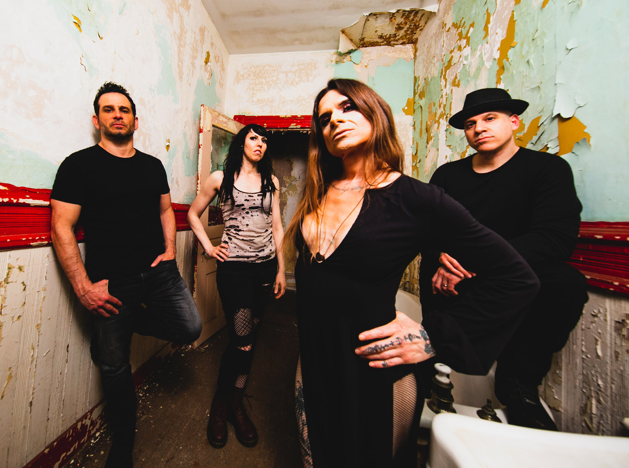 Life of Agony Photo by Gino DePinto