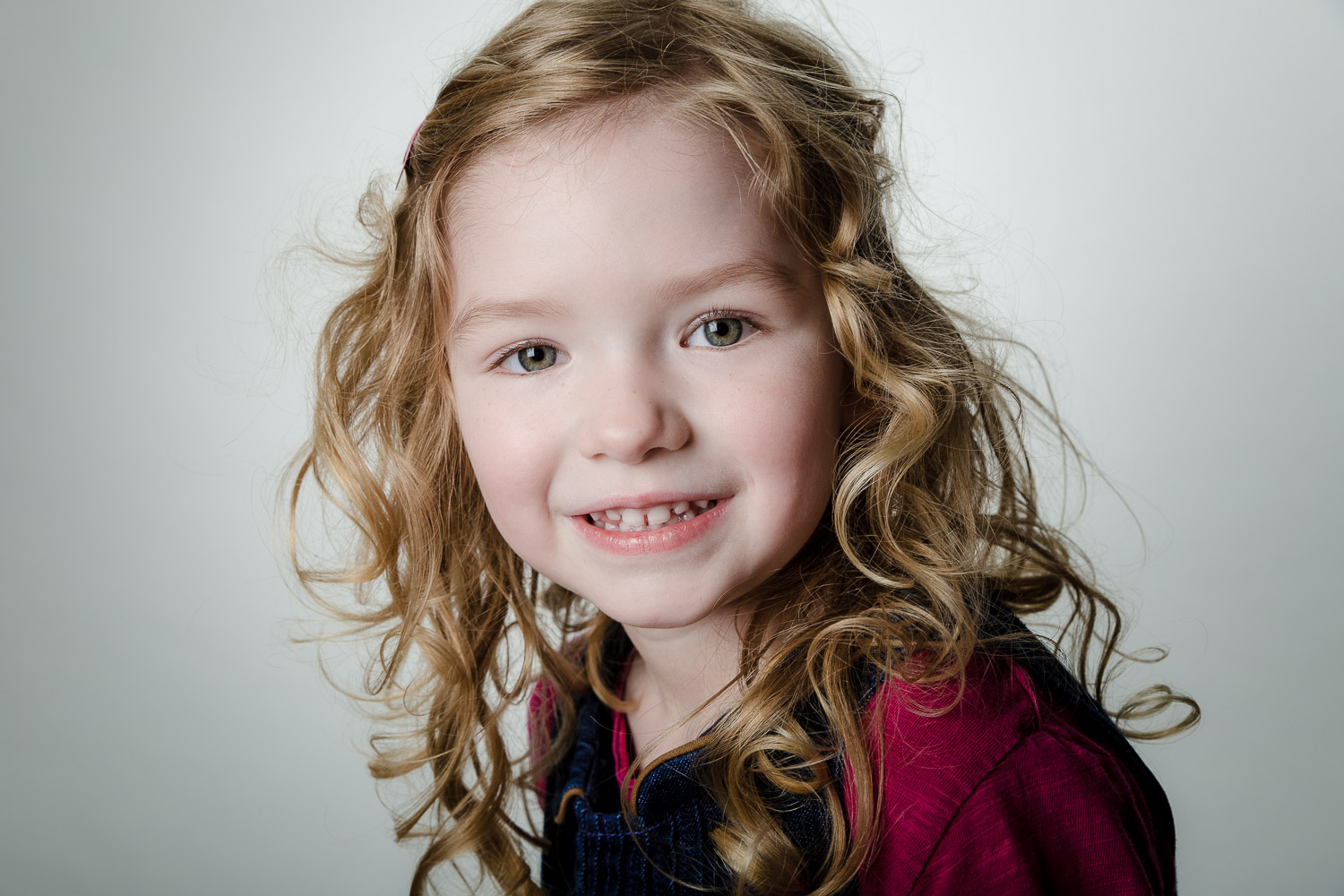 Isle of Wight Child portrait studio photography