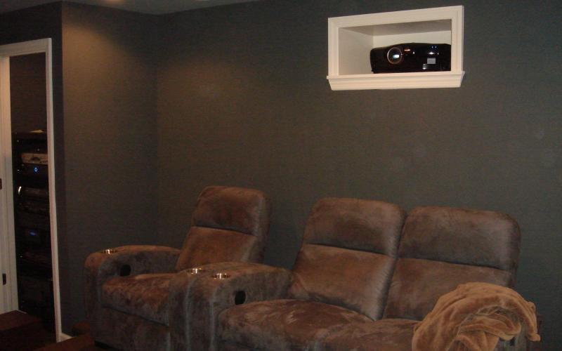 HD projector based home theater.jpg
