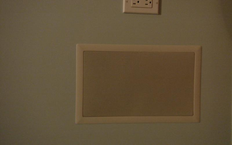 Wall mounted speakers are easily concealed.jpg